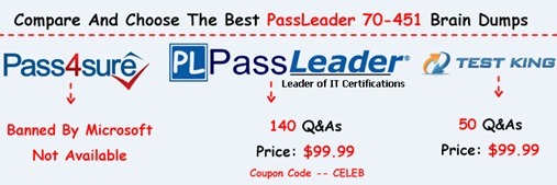 PassLeader 70-451 Exam Dumps[25]